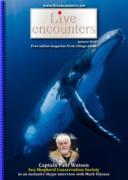 Live Encounters Magazine January 2013