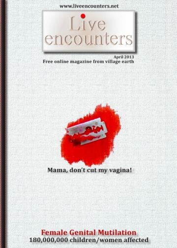 Live Encounters Magazine April 2013