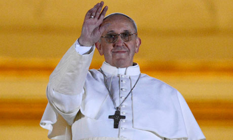 Jorge Mario Bergoglio: New Pope