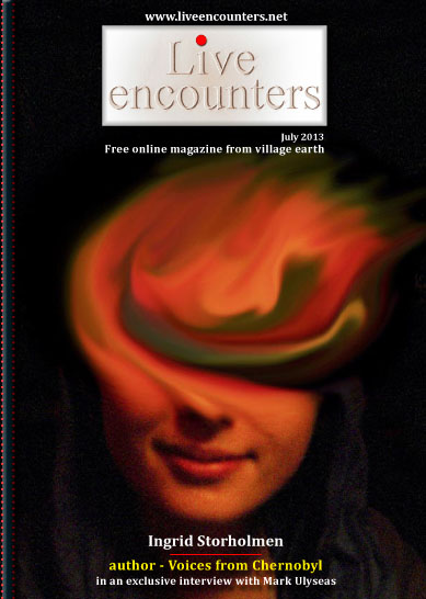 Live Encounters Magazine July 2013