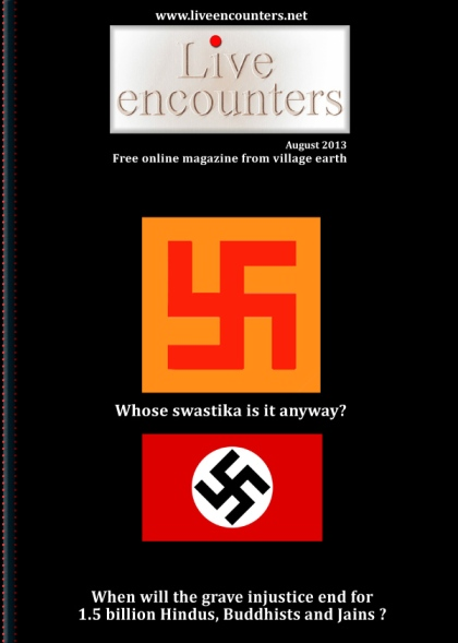 Live Encounters Magazine August 2013