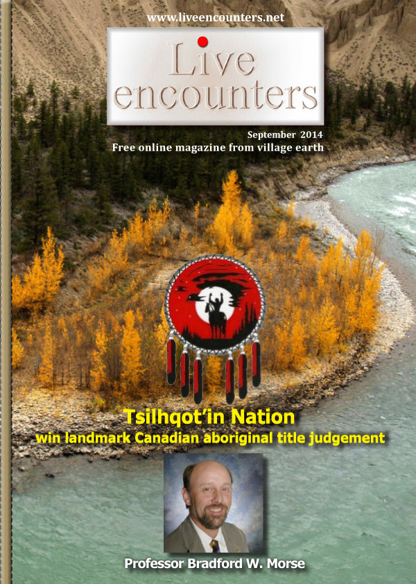 Live Encounters Magazine September 2014