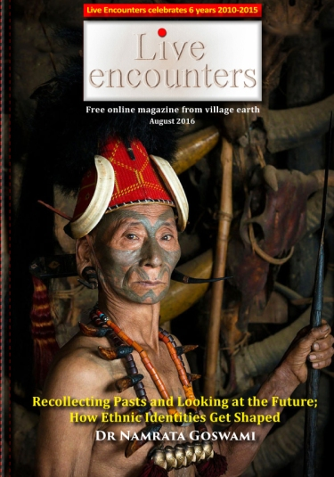 Live Encounters Magazine August 2016