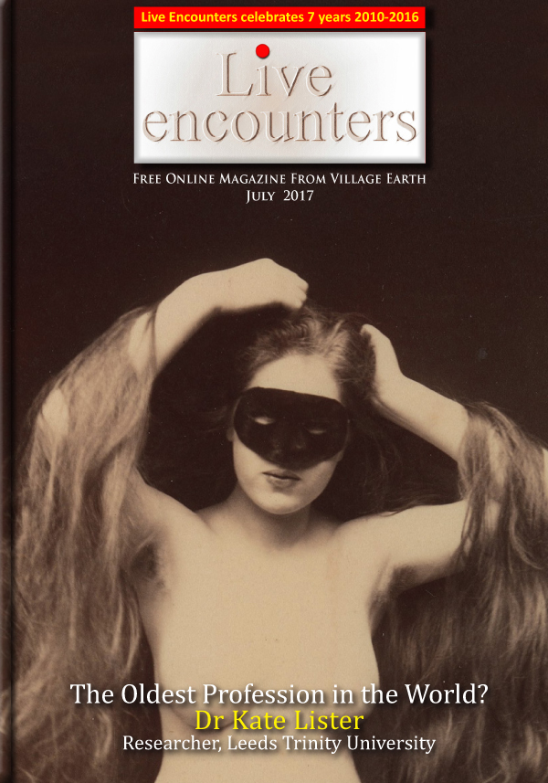 Live Encounters Magazine  July 2017