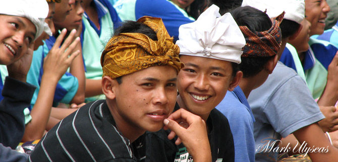 I am Bali